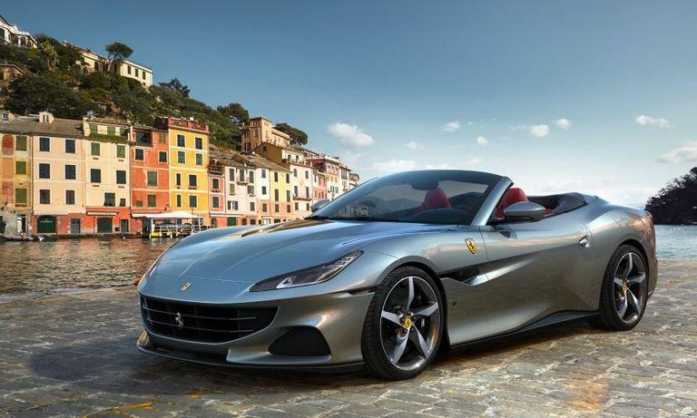 Ferrari adds power to the Portofino