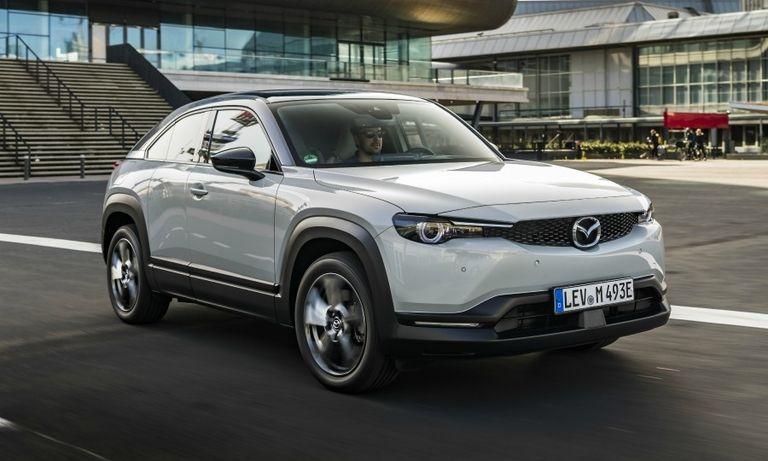 Mazda targets suburban commuters with MX-30 EV