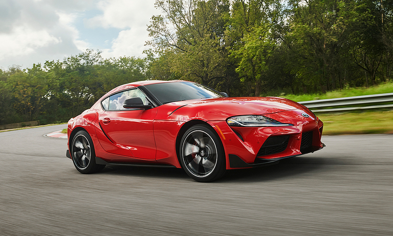 Toyota Supra represents big gamble