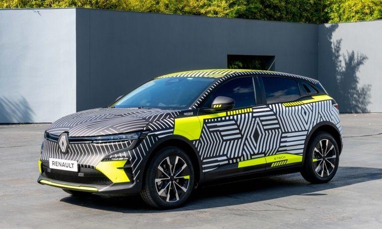 Renault to start road tests of electric Megane