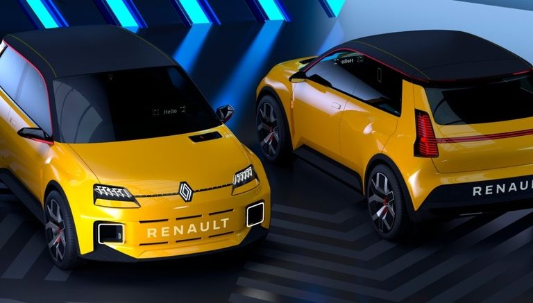 Renault, Ford, Honda look to the past for EV inspiration