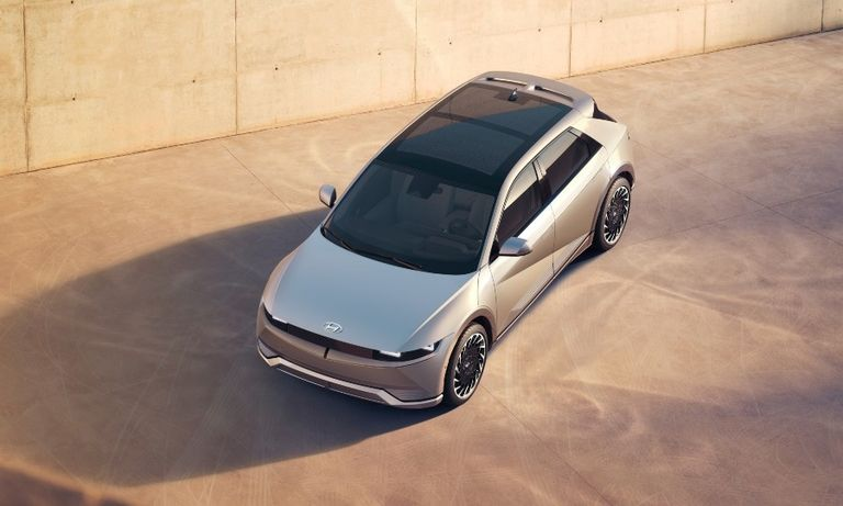 Ioniq 5 targets VW ID4, but also more upscale EVs, Hyundai exec says