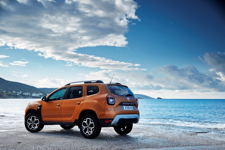 Dacia battles to keep prices down as CO2 pressure rises