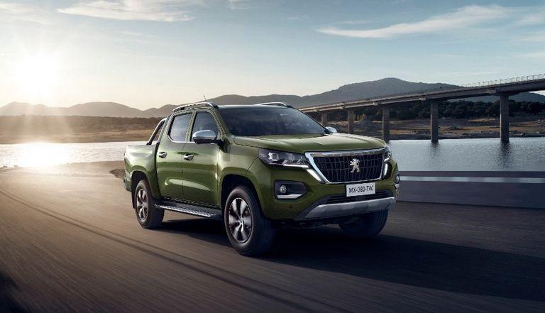 Peugeot launches sales of Landtrek pickup in Latin America