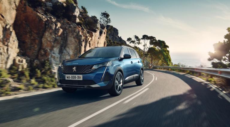 Peugeot seeks to move 5008 SUV upmarket