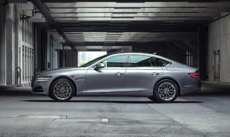 Genesis G80's arrival puts Hyundai Group brand in Europe's large premium segment