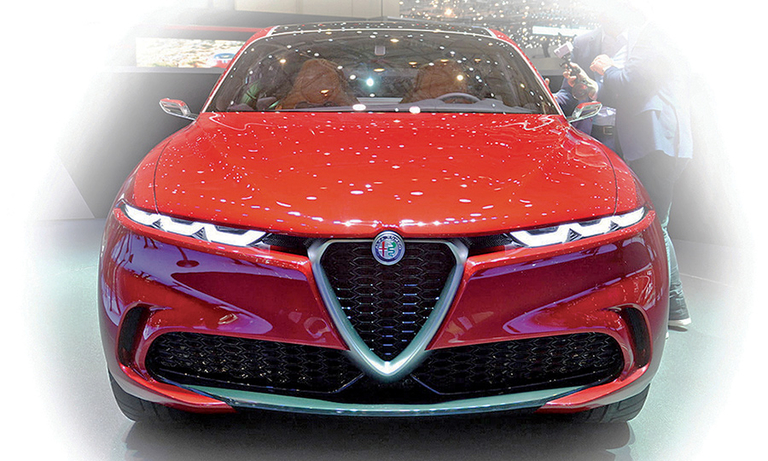 Geneva Auto Show | Automotive News Europe