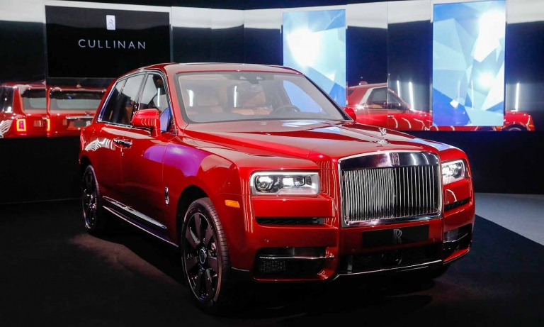 How high-end SUVs are shaking up ultraluxury sales