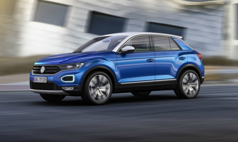 Europe's small SUV sales projected to 'grow like crazy'