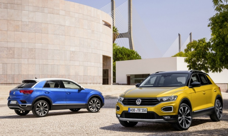Europe's crossover craze drives market gains