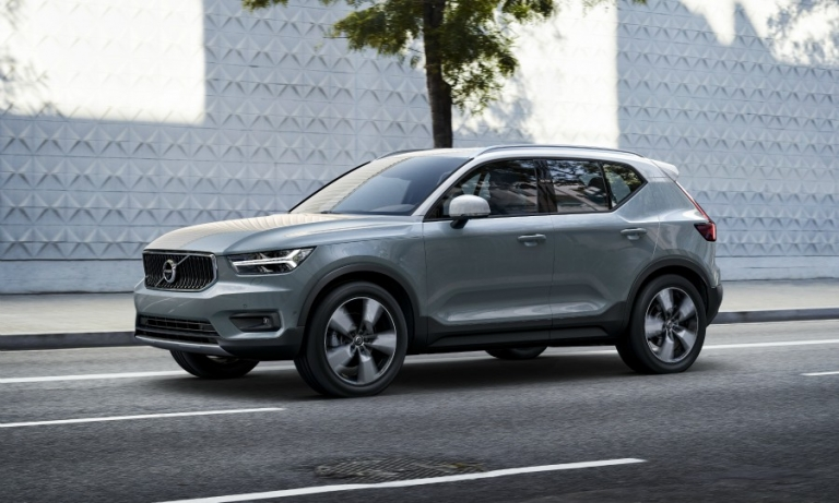 New arrivals from Volvo, Jaguar, BMW propel premium compact SUV sector