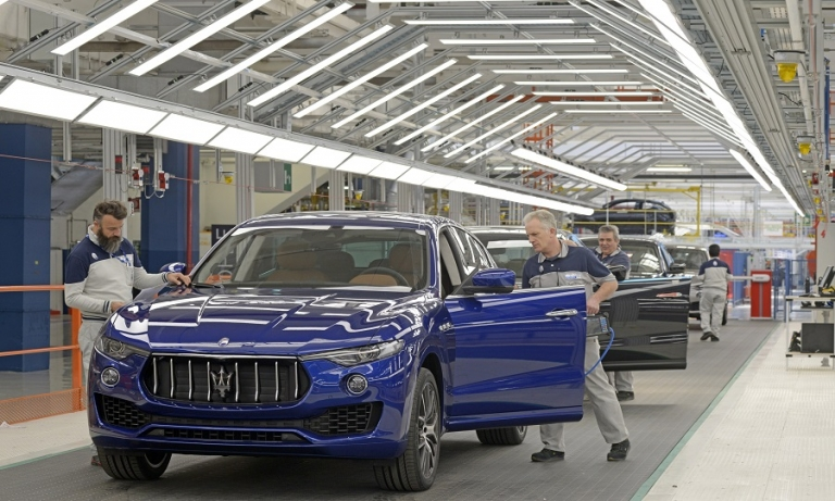 Fiat Chrysler to idle workers as it retools underutilized Italian plant