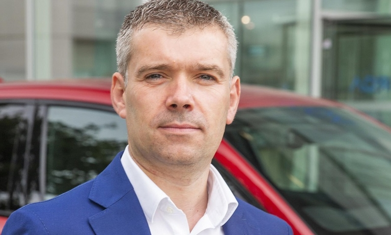 Alfa Romeo gets new Europe boss as sales plunge