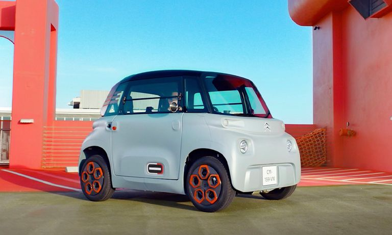 Citroen Ami arrives at opportune time