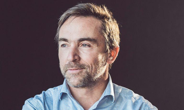 TomTom Automotive Managing Director Antoine Saucier