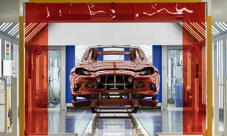 Aston Martin to furlough staff after production shutdown
