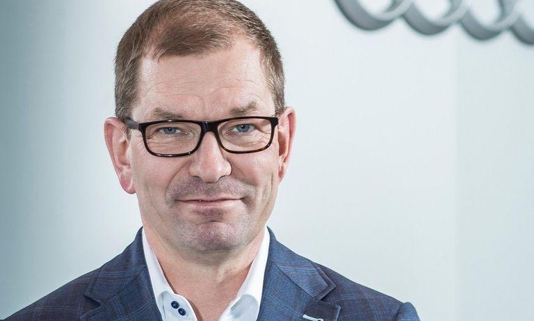 Audi boss predicts 2020 sales slide