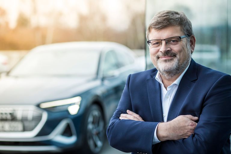 Audi exec vows to restore 'stability' to R&D division