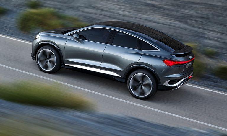Audi will add sporty version of Q4 e-tron electric SUV