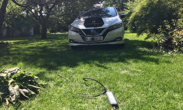 Nissan Leaf provides some twists on road to EV future