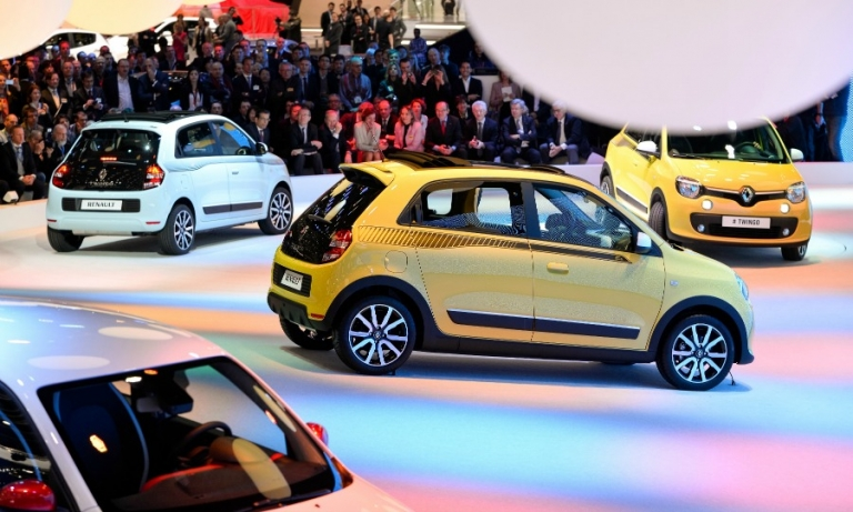 Renault Twingo: a new French revolution