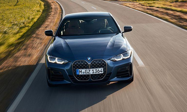 BMW 4-Series Coupe breaks free from sedan sibling