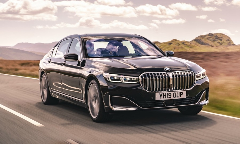 BMW to preview next 7 Series with concept at Munich show
