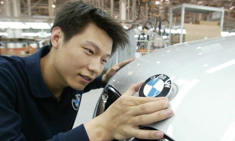 Why the parent of BMW's China partner is on the brink of bankruptcy