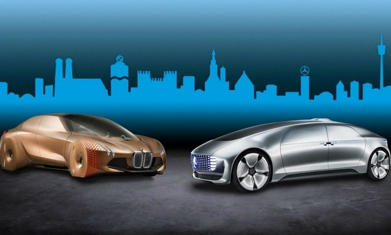 BMW, Mercedes put self-driving alliance on hold