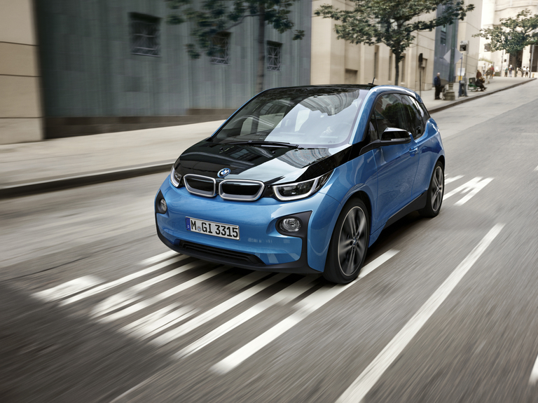 BMW, VW increase EV output as subsidies energize demand in Germany