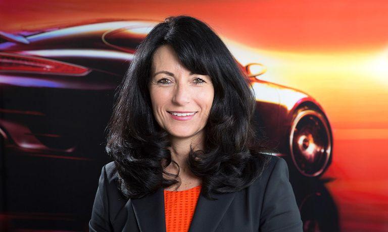 2020 Eurostar winner Barbara Frenkel