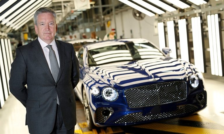 Bentley CEO outlines post-coronavirus survival plan