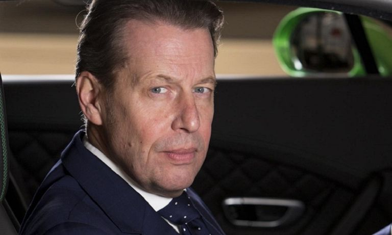Bentley's top designer, Sielaff, to leave; may join Geely