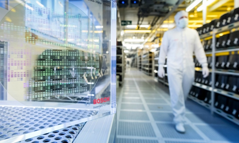 Why Bosch bet big on breakeven chips
