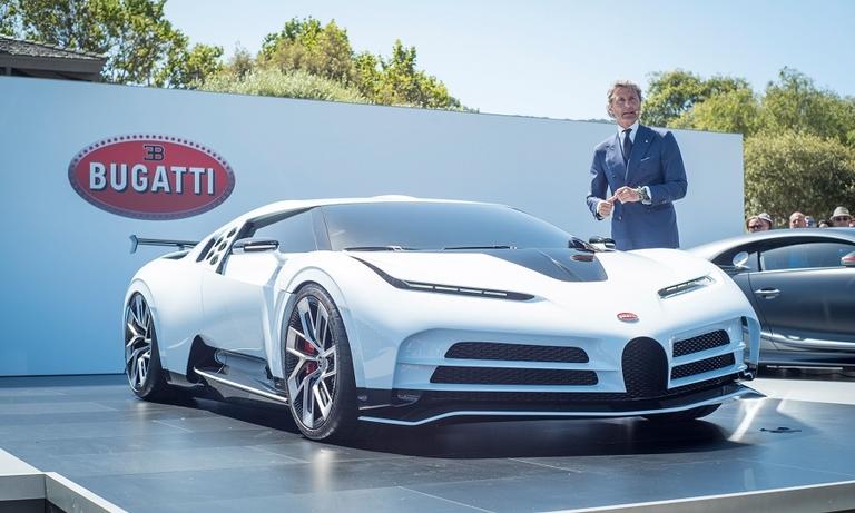 Bugatti postpones decision over second model
