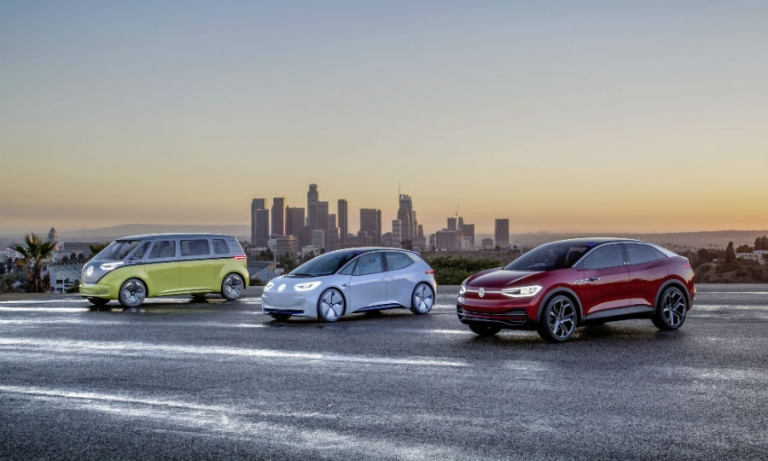 European electric-car sales growth slowed in first half