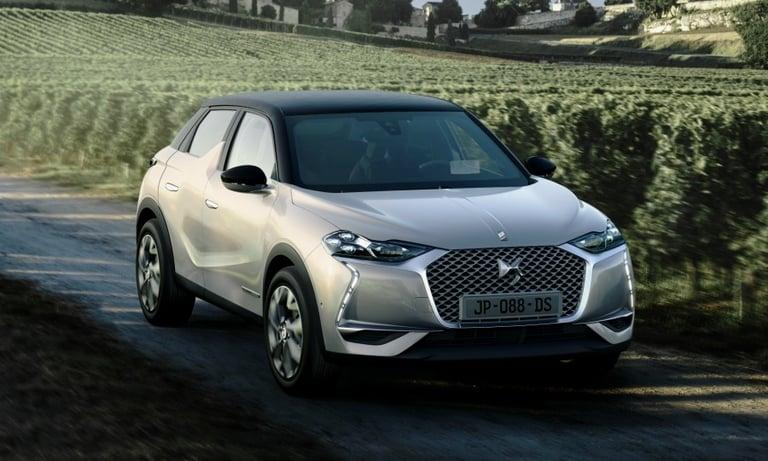 DS3 Crossback poised to shake up key SUV segment