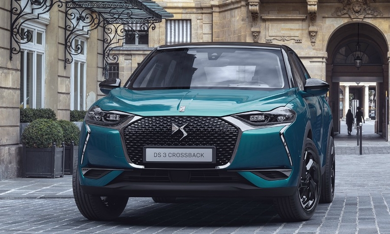 DS counts on first EV to spark excitement