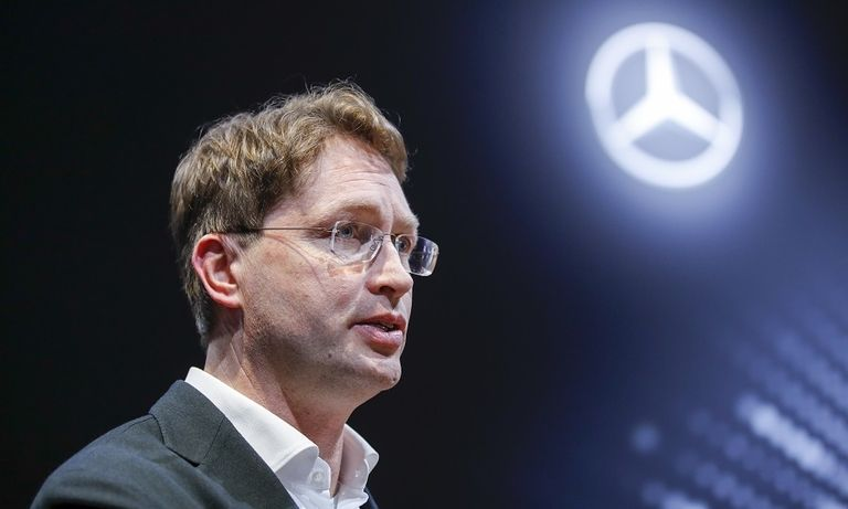 Daimler hints at tech 'milestone' for Mercedes S-Class