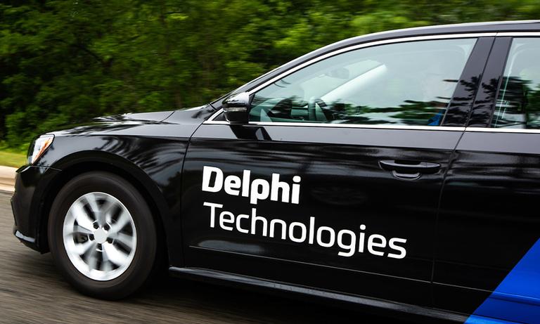Delphi Technologies CEO leads supplier through 'generational' changes