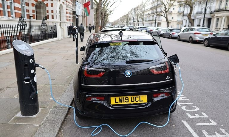 Britain will ban new gasoline, diesel cars and vans by 2030