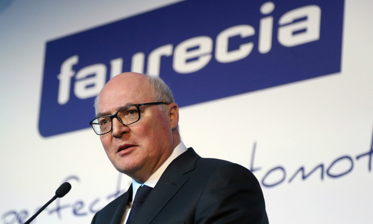 Faurecia to rethink its supply chain to go greener