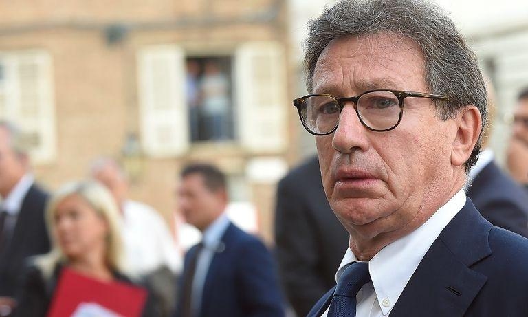 Ferrari faces leadership crisis as CEO steps down