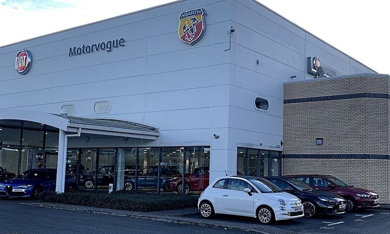 UK dealerships partially reopened for new-car sales