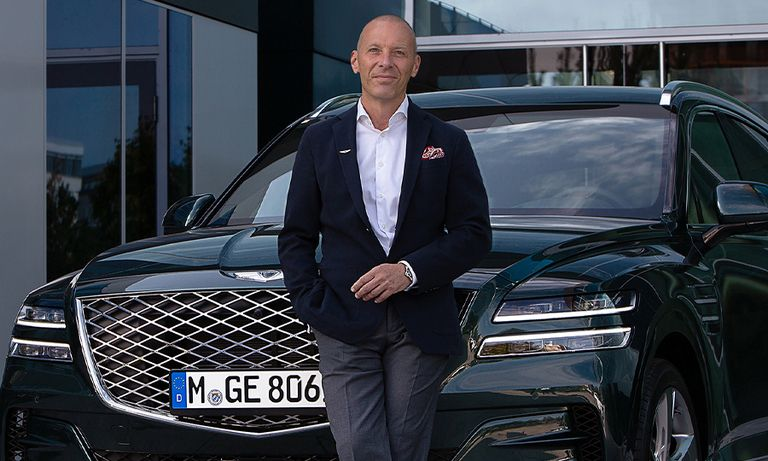 Genesis picks former Audi exec to lead Europe launch