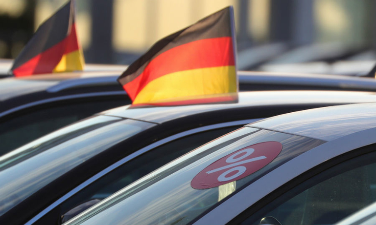 German auto lenders under scrutiny as crisis hits car values, report says