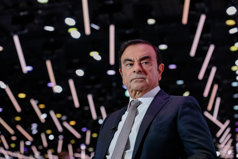 Ghosn says family didn't aid escape