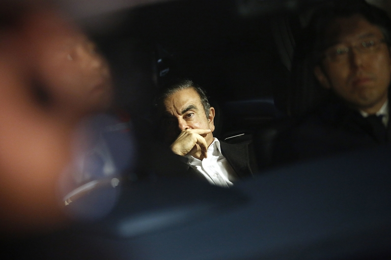 How did Ghosn do it?