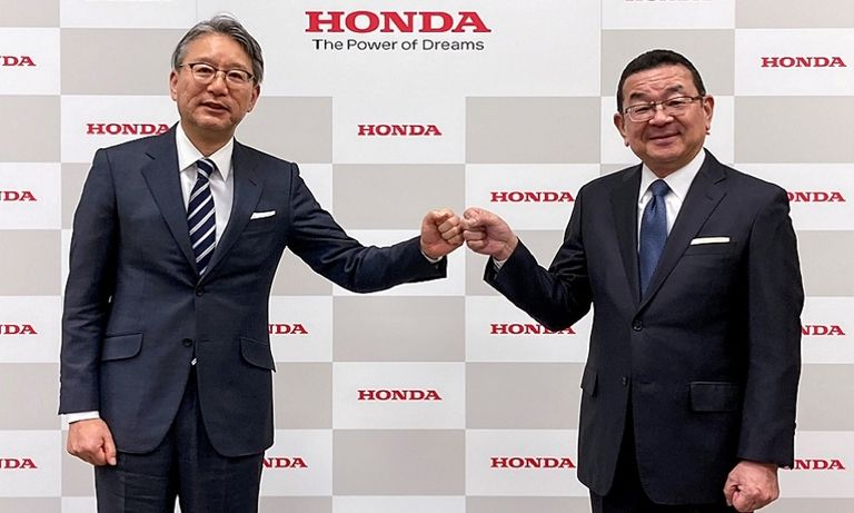 Honda's incoming CEO says he is open to alliances