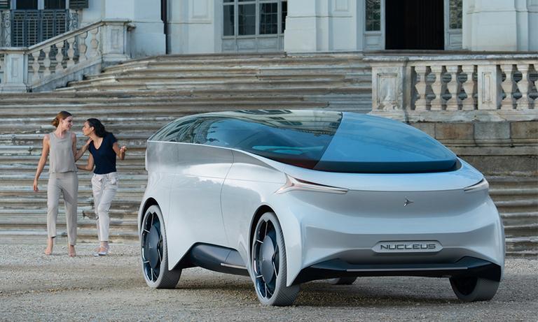 How Volvo made Icona's design boss 'very happy'